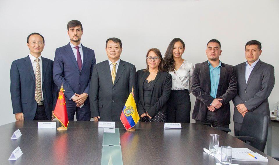 Tercera Comisión Bilateral China-Ecuador